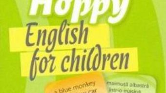 Carte Happy Hoppy. English for Children. Cartonase: Culori si numere PDF Online