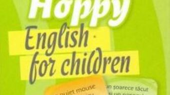 Carte Happy Hoppy. English for Children. Cartonase: Insusiri si relatii PDF Online