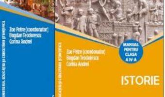 Carte Istorie – Clasa 4. Sem. 1 si 2 (2 vol.) – Manual + CD – Zoe Petre PDF Online