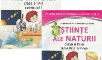 Cartea Stiinte ale naturii – Clasa 4. Sem.1+2 – Manual + CD – Mihaela-Ada Radu, Dumitra Radu (download, pret, reducere)