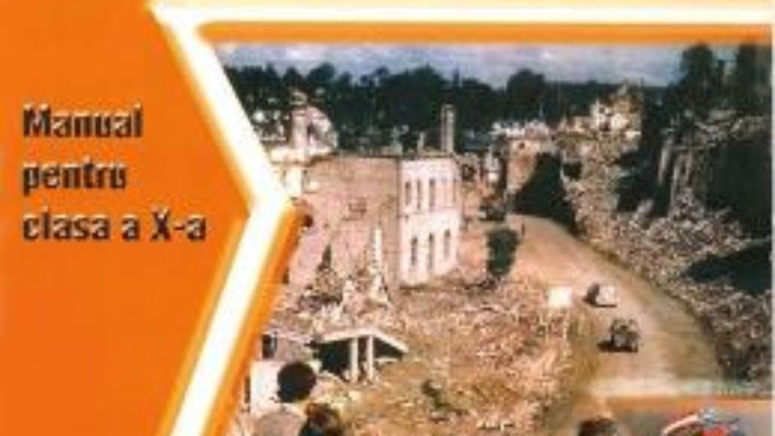 Cartea Istorie – Clasa 10 – Manual – Dinu C. Giurescu (download, pret, reducere)