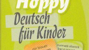 Carte Happy Hoppy. Deutsch fur Kinder. Cartonase: Culori si numere PDF Online