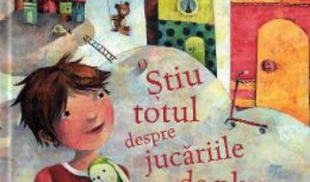 Cartea Stiu totul despre jucariile de plus – Nathalie Delebarre, Aurelie Blanz (download, pret, reducere)