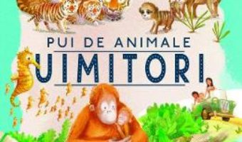 Carte Pui de animale uimitori – Chris Packham PDF Online