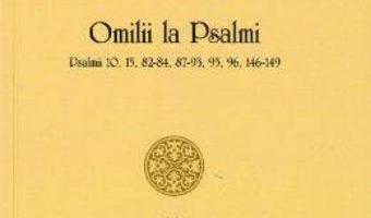 Carte Omilii la Psalmi – Fericitul Ieronim PDF Online