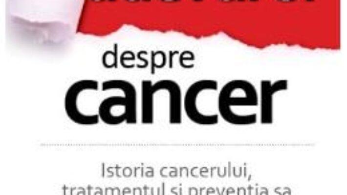 Carte Adevarul despre cancer – Ty M. Bollinger PDF Online
