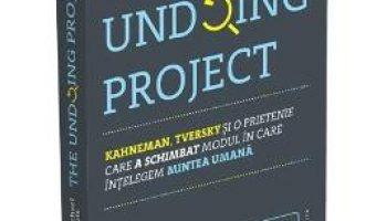 Carte The Undoing Project – Michael Lewis PDF Online