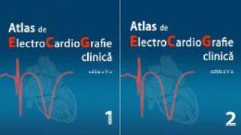Cartea Atlas de electrocardiografie clinica vol.1+2 ed.5 – Corneliu Dudea (download, pret, reducere)