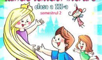 Cartea Sa dezlegam tainele textelor literare – Clasa 3. Semestrul 2 (AL) – Carmen Iordachescu, Luminita Minca (download, pret, reducere)