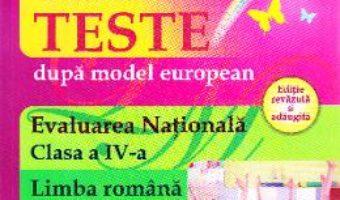 Cartea Evaluare nationalala – Clasa 4 – Limba romana. Matematica. Noile teste – Cristina Neculai, Rodica Dinescu (download, pret, reducere)