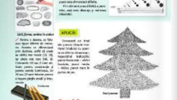 Carte Arte vizuale si abilitati practice – Clasa 3 – Caietul micului artist – Mirela Flonta, Claudia Stupineanu PDF Online