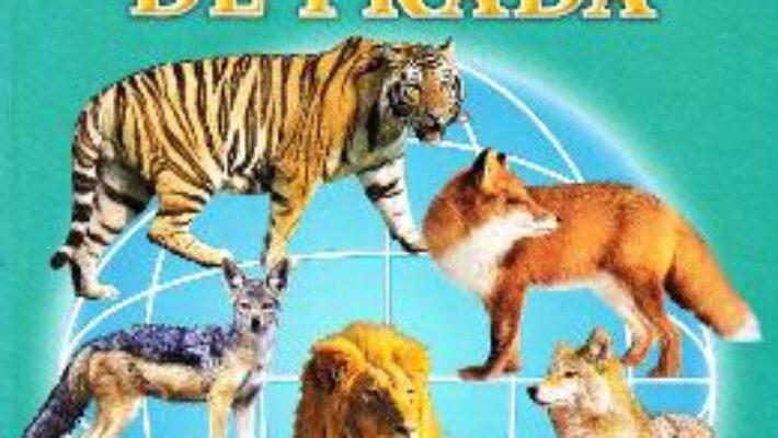 Carte Animale de prada – Cartonase – Silvia Ursache PDF Online