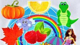 Carte Culorile din jurul nostru – Cartonase – Silvia Ursache PDF Online