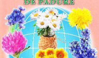Carte Flori de campie si de padure – Cartonase – Silvia Ursache PDF Online