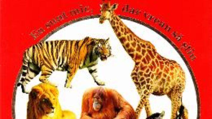 Carte Hai, mamico, la Zoo – Eu sunt mic, dar vreau sa stiu – Silvia Ursache PDF Online