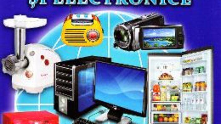Carte Aparate electronice si electrocasnice – Cartonase – Silvia Ursache PDF Online