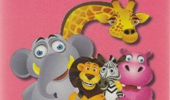 Carte At the Zoo (English for kids) – Silvia Ursache, Iulian Gramatki PDF Online