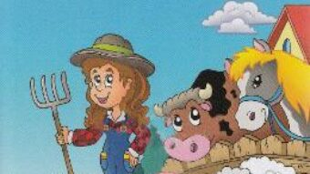 Carte On the Farm (English for kids) – Silvia Ursache, Iulian Gramatki PDF Online