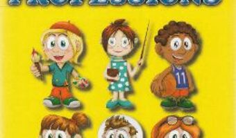 Carte Jobs and Professions (English for kids) – Silvia Ursache, Iulian Gramatki PDF Online