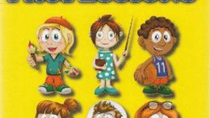 Carte Jobs and Professions (English for kids) – Silvia Ursache, Iulian Gramatki PDF Online