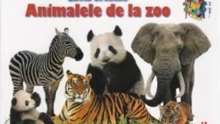 Carte Animalele de la zoo – Silvia Ursache PDF Online