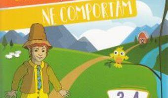 Cartea Comunicam si frumos ne comportam 3-4 ani (Limba si comunicare, Om si societate) (download, pret, reducere)