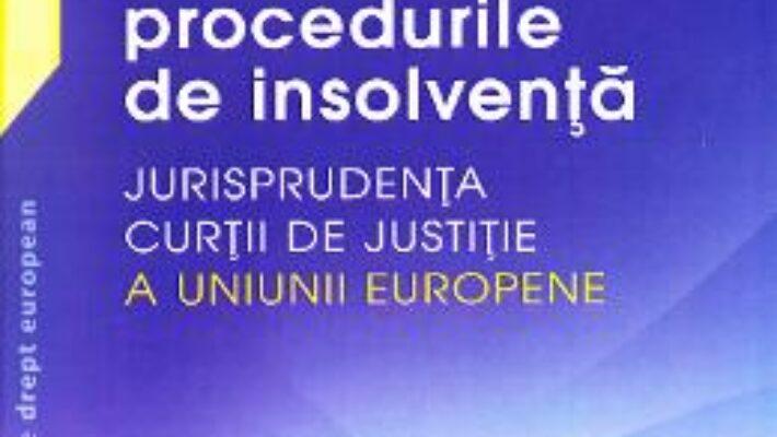 Carte Regulamentul privind procedurile de insolventa – Marcela Comsa PDF Online