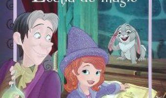 Carte Disney Sofia Intai – Lectia de magie – Carte gigant PDF Online
