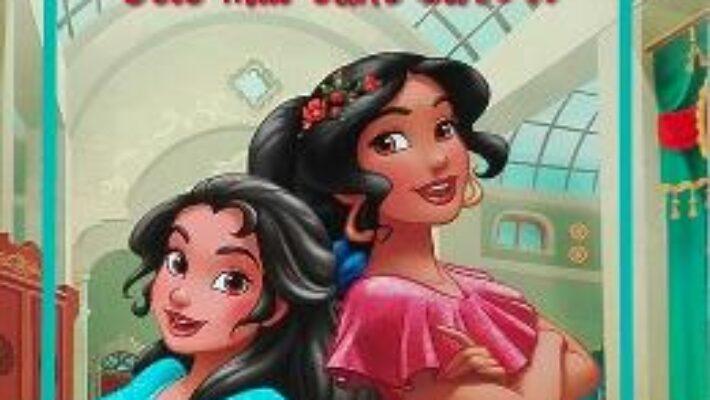 Carte Disney Elena din Avalor – Cele mai bune surori – Carte gigant PDF Online