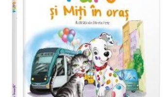 Cartea Pupo si Miti in oras – Mirabela Les (download, pret, reducere)