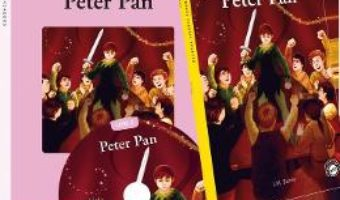 Cartea Peter Pan – J.M. Barrie (Compass Classic Readers Nivelul 2) (download, pret, reducere)