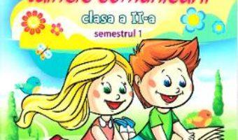 Cartea Sa dezlegam tainele comunicarii – Clasa 2. Sem.1 (C.D.) – Carmen Iordachescu, Luminita Minca (download, pret, reducere)