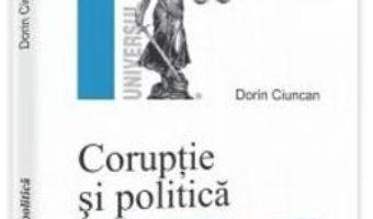 Cartea Coruptie si politica – Dorin Ciuncan PDF Online