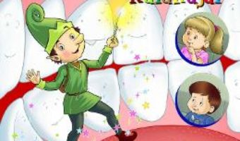 Cartea Sanyo mano kalandjai: Fogacskak (Aventurile spiridusului Max: Dintisorii) (download, pret, reducere)