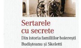 Cartea Sertarele cu secrete – Despina Skeletti-Budisteanu PDF Online