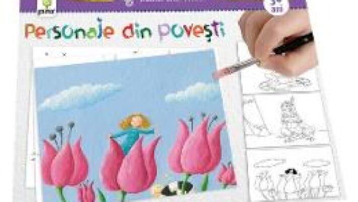 Cartea Primele mele picturi: Personaje din povesti PDF Online