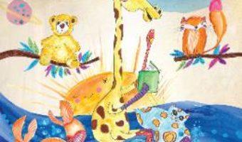 Cartea O girafa in spatiu si alte sapte lumi ascunse – Cristina Donovici PDF Online