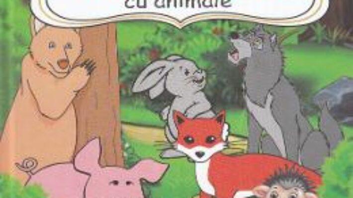 Cartea Povesti populare romanesti cu animale PDF Online