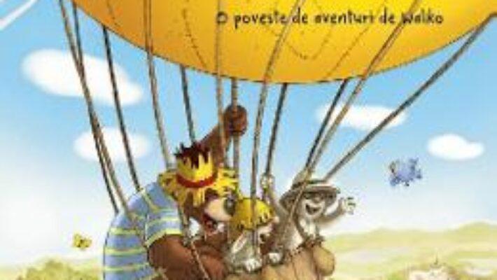 Cartea O aterizare cu peripetii – Walko PDF Online