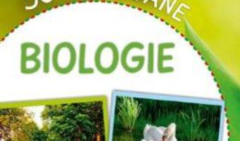Cartea 36 de jetoane – Biologie – Clasa 5 PDF Online