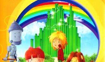 Cartea Vrajitorul din Oz (Povesti cu puzzle) PDF Online