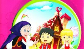 Cartea Hansel si Gretel (Povesti cu puzzle) PDF Online