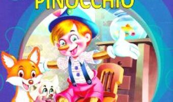 Cartea Aventurile lui Pinocchio (Povesti cu puzzle) PDF Online