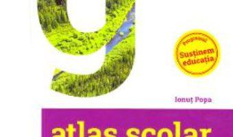 Cartea Atlas scolar – Clasa 5 – Terra. Elemente de geografie fizica – Ionut Popa (download, pret, reducere)