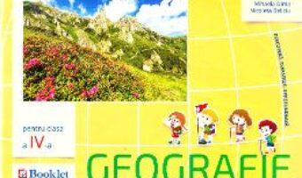 Cartea Geografie – Clasa 4 – Mihaela Dima, Nicoleta Beliciu PDF Online