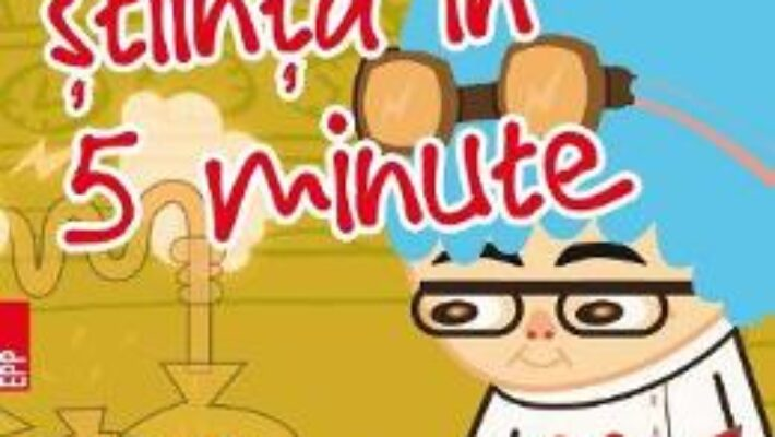 Cartea Stiinta in 5 minute – Jean Potter (download, pret, reducere)