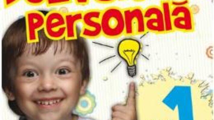 Cartea Dezvoltare personala – Clasa 1 – Madalina Radu PDF Online