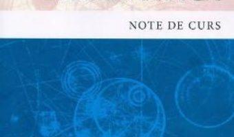 Cartea Analiza matematica. Note de curs – Radu Miculescu (download, pret, reducere)