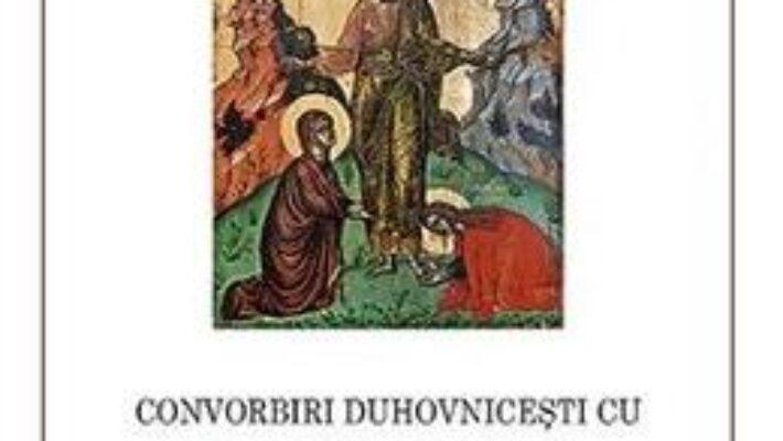 Cartea Inviatul din Nazaret. Convorbiri duhovnicesti cu Ioan al Banatului PDF Online