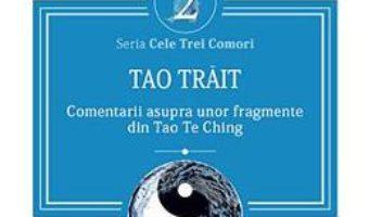 Cartea Tao trait – Osho (download, pret, reducere)